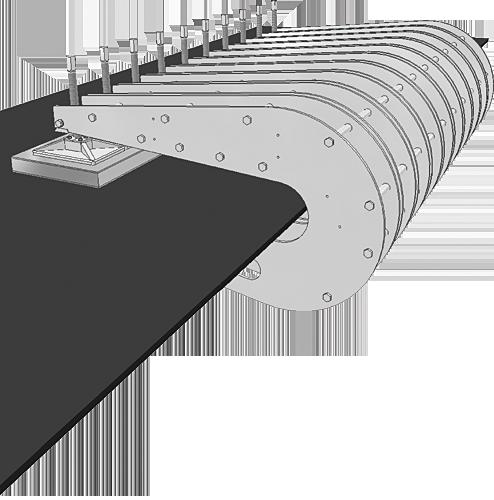 Hydraulic and mechanical C-Clamp Repair Presses